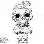 Dibujos de LOL Surprise doll para colorear