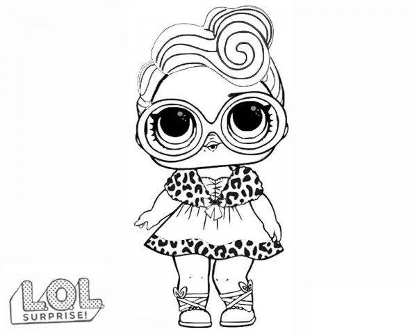 Dibujos Para Colorear Online Lol Dibujo De Muñeca Unicornio