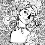 Los mejores dibujos de Catrinas Mexicanas para descargar