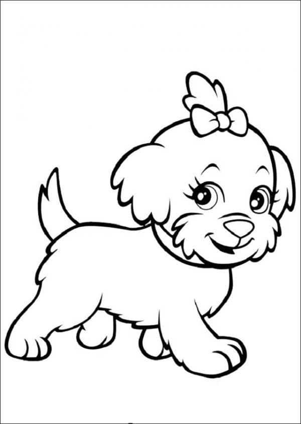Dibujos De Perros Y Perritos Para Colorear Descargar E Imprimir