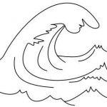 Dibujos del mar para colorear, descargar e imprimir