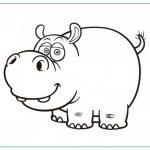 Dibujos Kawaii de Animales para colorear, descargar e imprimir