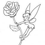 Dibujos de Hadas de Disney para colorear, descargar e imprimir