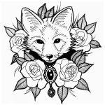 Dibujos de Tatuajes para colorear, descargar e imprimir