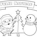 Dibujos de Navidad, 25 de diciembre